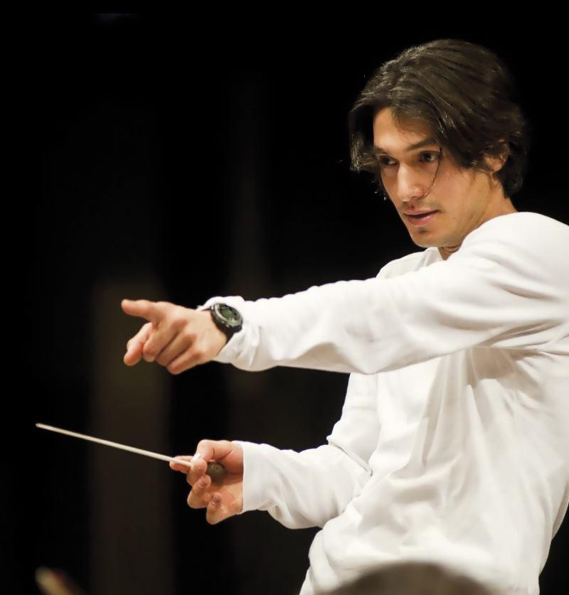 Yordan Kamdzhalov i orkestar riječke Opere izvode Četvrtu simfoniju Antona Brucknera