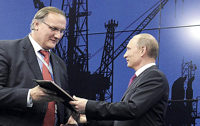 NAJMOĆNIJI HRVAT U NAFTNOM BIZNISU blizak Putinu i Tillersonu želi dovesti Rosnjeft u Inu