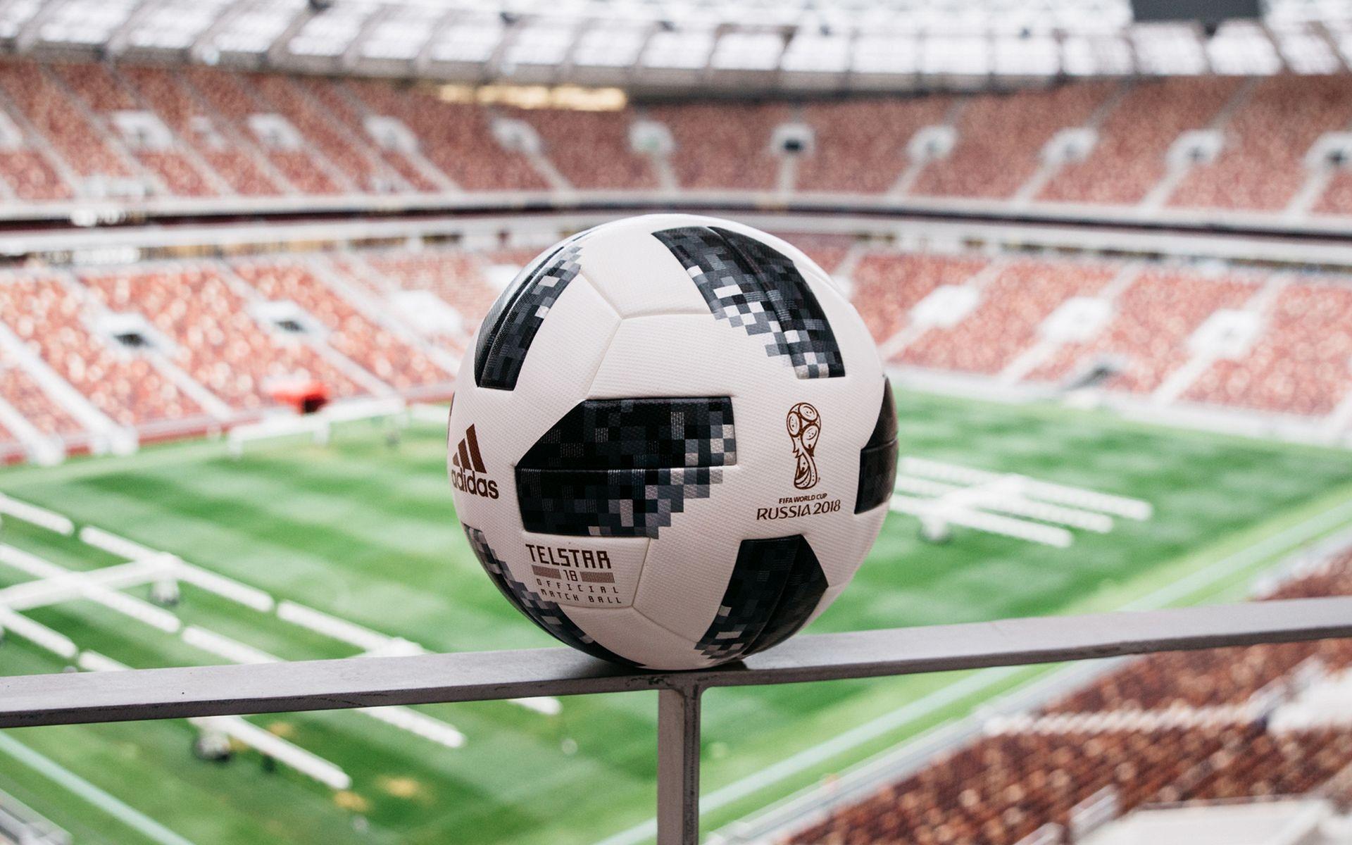 FOTO: SLUŽBENA LOPTA SP-A Stigla Adidas Telstar 18, najinovativnija lopta na svijetu