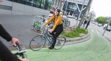 Nastavite biciklirati i ljeti