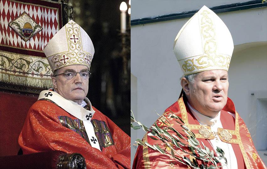 PAPIN IZASLANIK izribao kardinala Bozanića i biskupa Košića