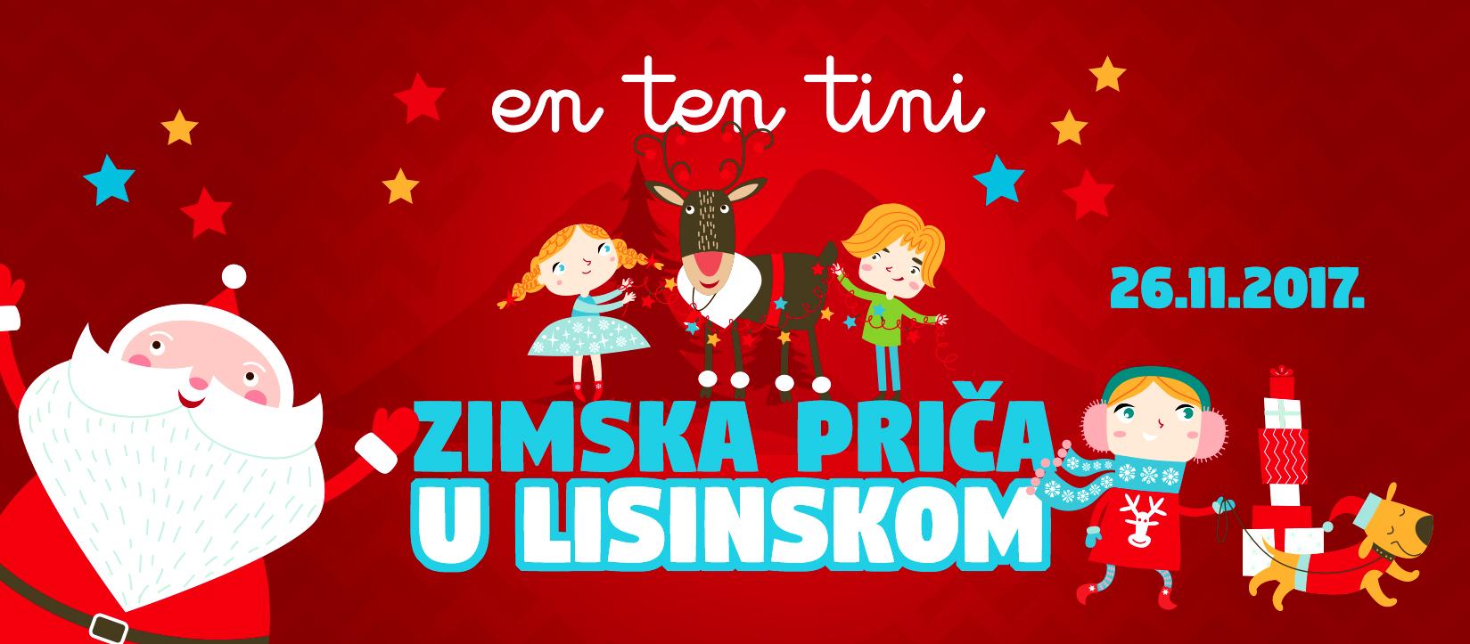 EN TEN TINI Zimska priča u Lisinskom