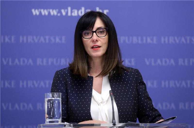 MINISTRICA DIVJAK 'Ne očekujem neki otpor vezan uz zdravstveni i građanski odgoj'
