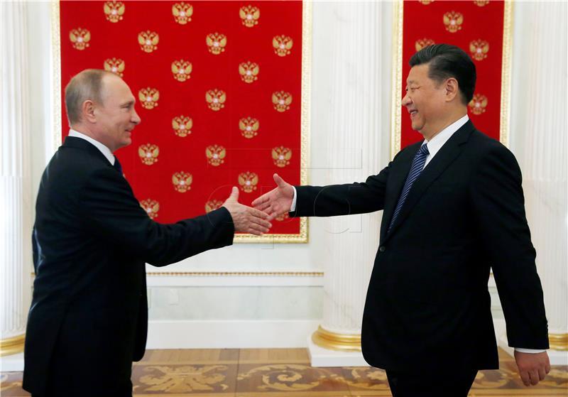 Kina i Rusija održat će zajedničku proturaketnu vježbu