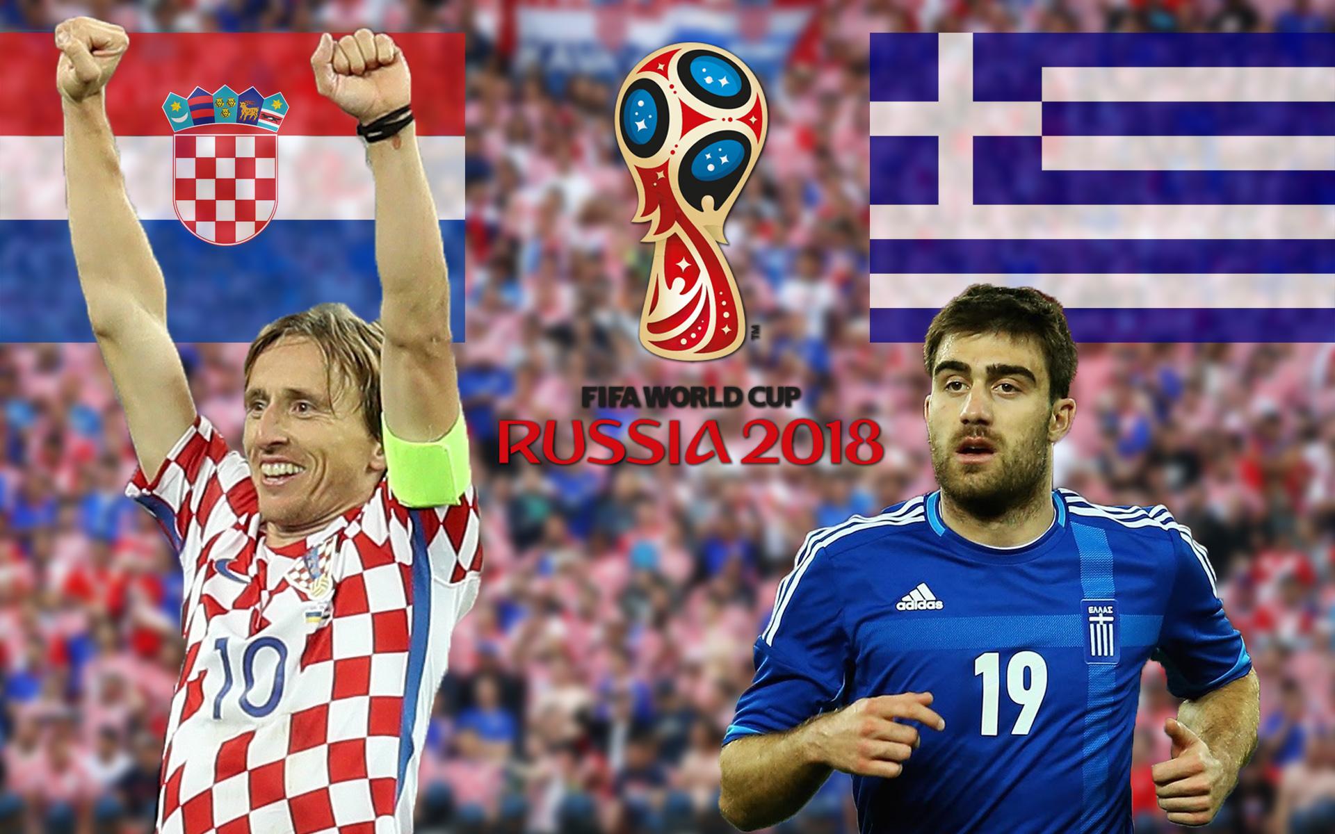 UŽIVO: HRVATSKA VODI 4:1!!! Festival golova na Maksimiru, Grčka nema odgovora na 'Vatrene'