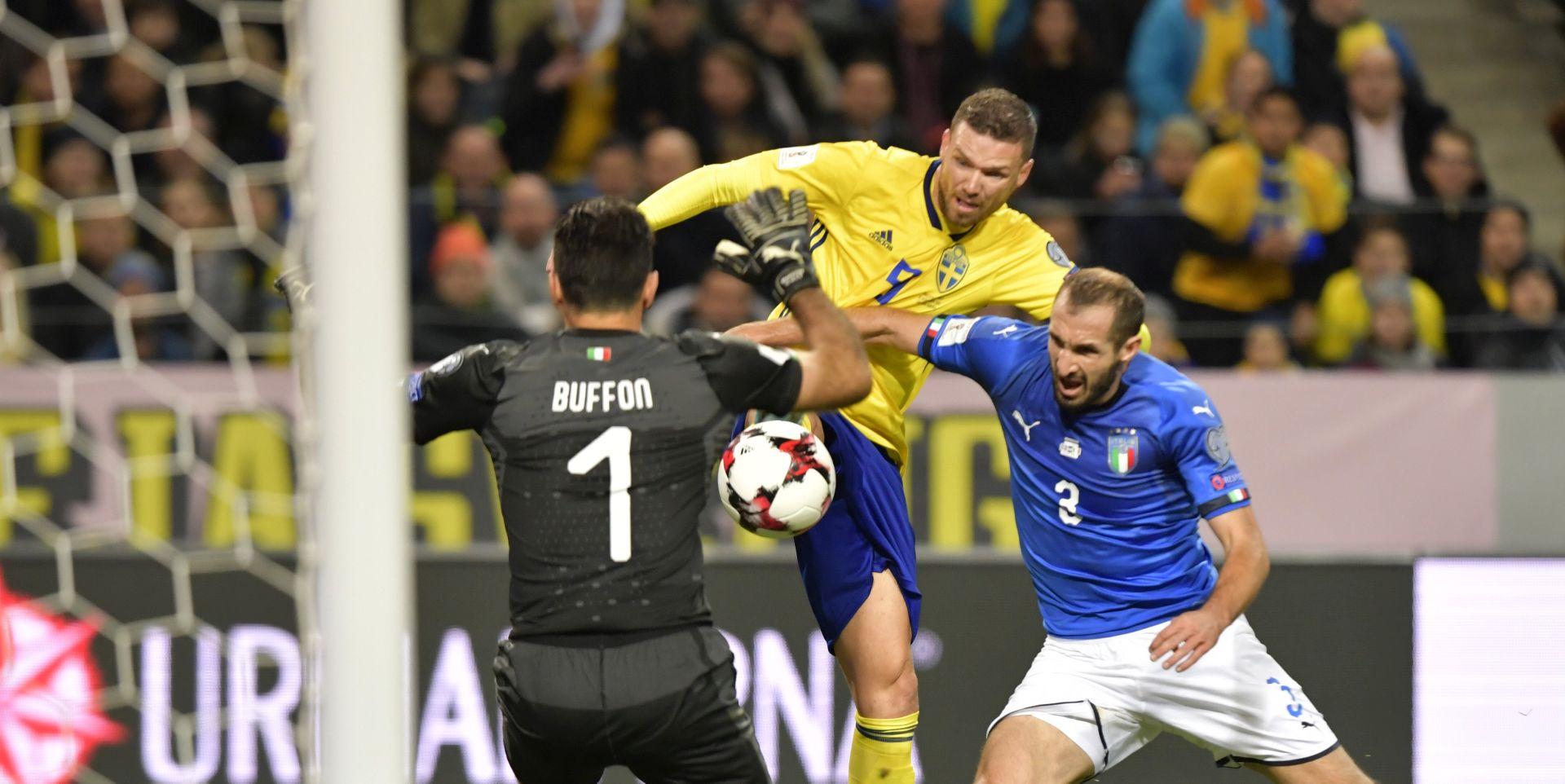"""NAKON 58 GODINA BEZ SLAVNIH """"AZZURA"""" – SP 2018: Šveđani izbacili Talijane"""