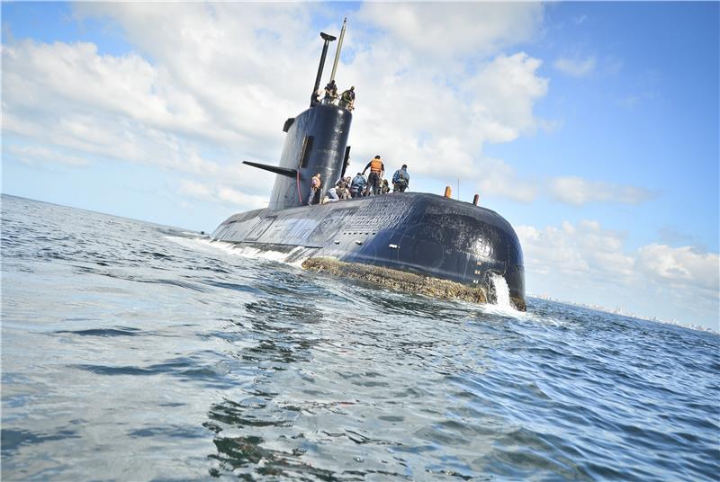 Argentina pojačala potragu za nestalom podmornicom