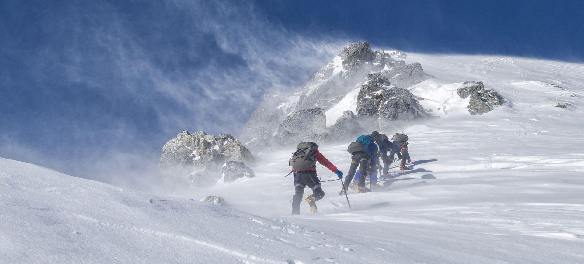 AUSTRIJSKE ALPE Planinar spašen nakon pet dana
