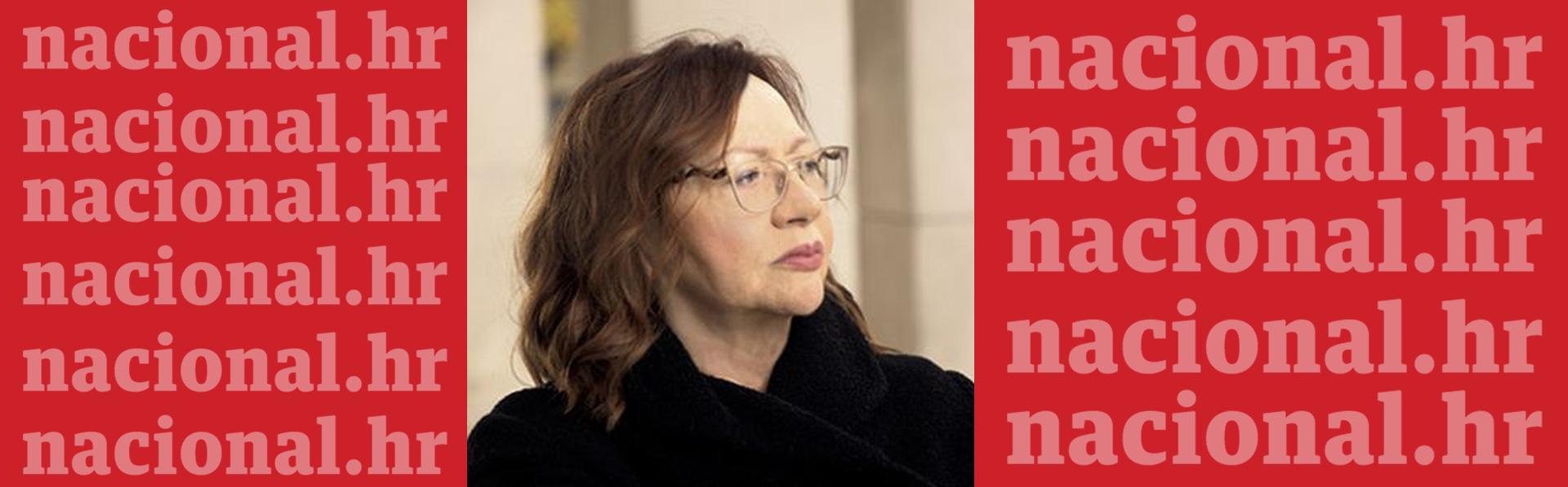 JEDNA OD NAJUTJECAJNIJIH HRVATSKIH KOLUMNISTICA Jelena Lovrić 'pojačala' redakciju Nacionala