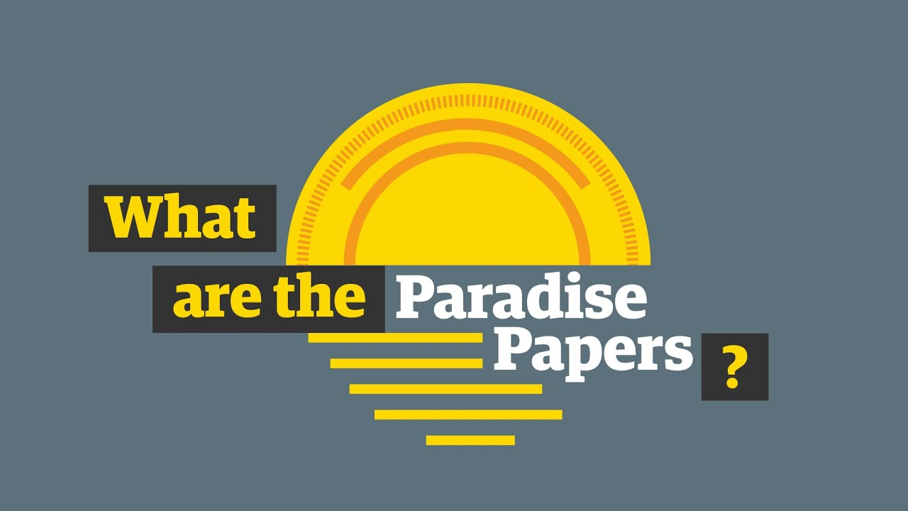 VIDEO: AFERA PARADISE PAPERS Na listi bogataši, političari i poznate tvrtke