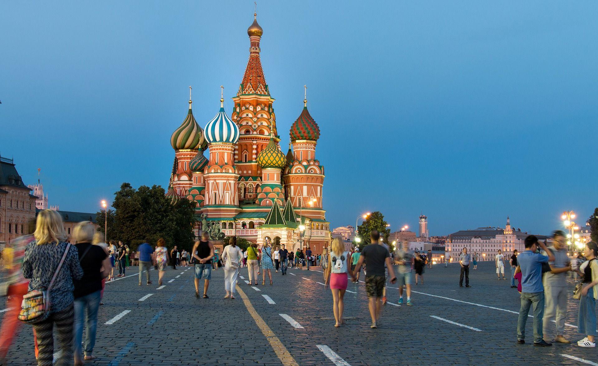 Evakuacije u središtu Moskve zbog prijetnji bombama