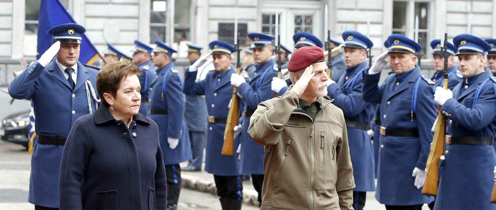 GENERAL PAVEL: NATO želi stabilnost na zapadnom Balkanu, uvjeti za članstvo BiH ostaju isti