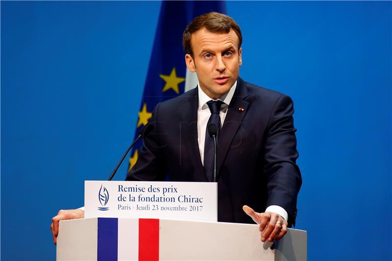 Macron priznao zločine u doba kolonizacije i pozvao na novi početak