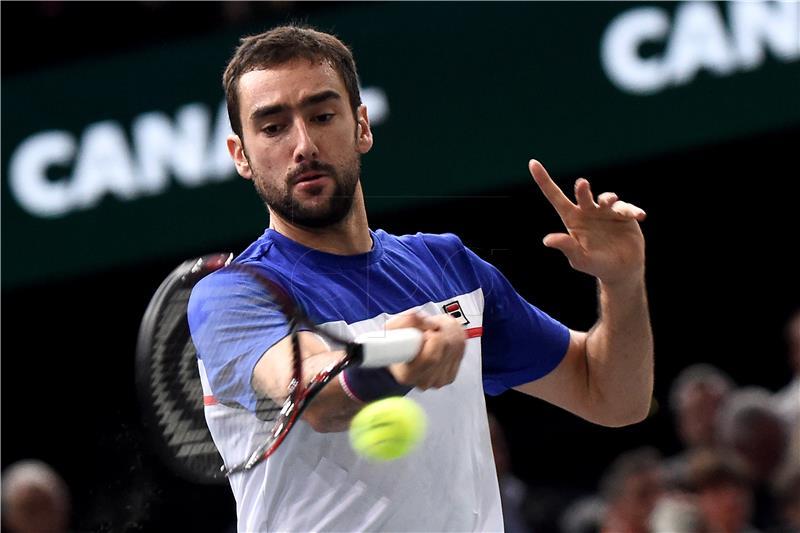 ATP Čilić ostao peti, Đoković i Murray ispali iz Top 10