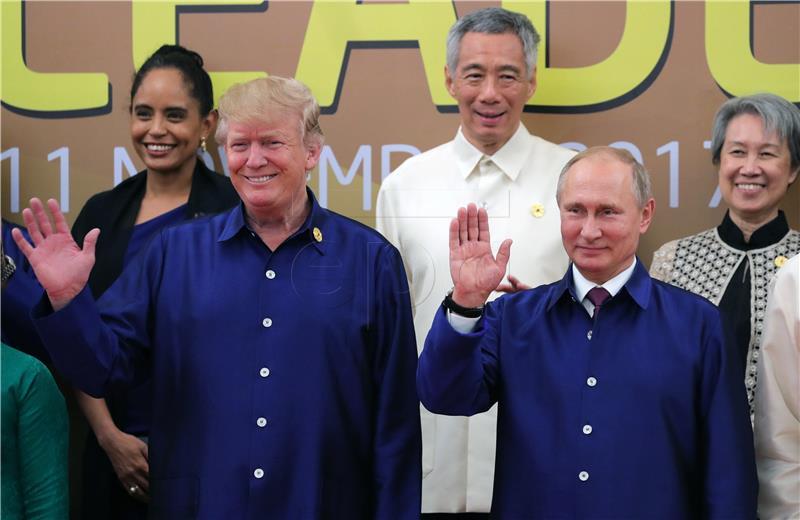 Putin i Trump dogovorili se oko borbe protiv IS-a