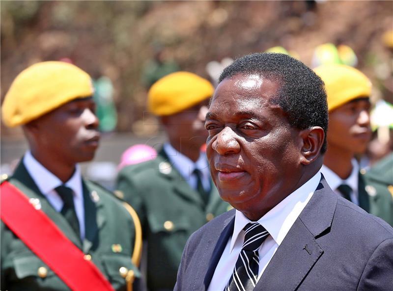 Zanu-PF imenovao Mnangagwu kandidatom na predsjedničkim izborima u Zimbabveu