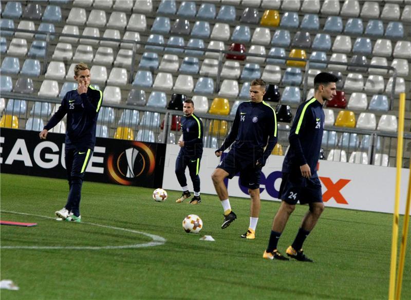 NA RUJEVICI HRVATSKI PRVAK PROTIV AUSTRIJE Rijeka izjednačila pa u istoj minuti primila novi gol (1:4)