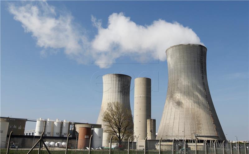 Francuska odgodila plan o prelasku s nuklearne na druge izvore energije