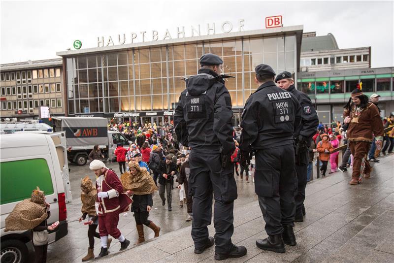 Nijemci na ulicama slave početak karnevalske sezone