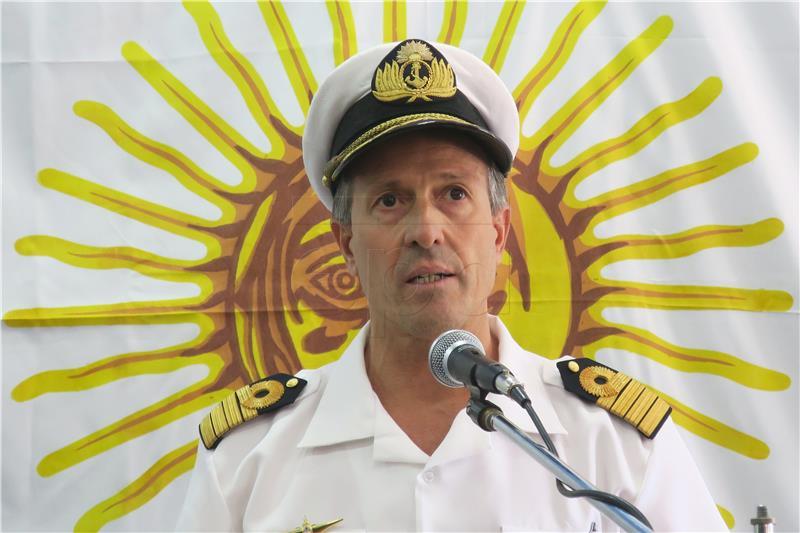 ARGENTINSKA MORNARICA 'Čini se da je podmornica eksplodirala'