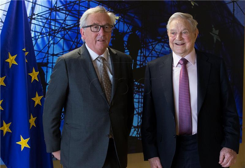 SOROS 'Mađarska vlada iznosi laži'