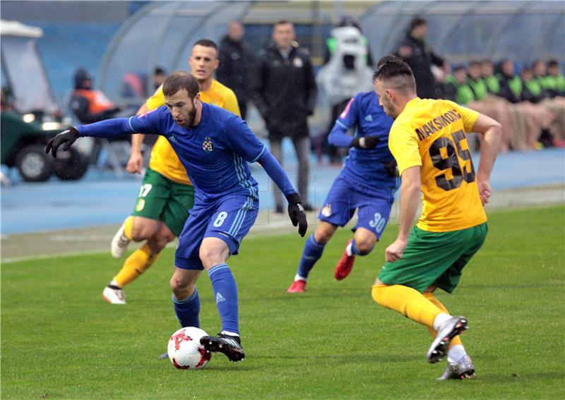 Hajduk i Dinamo u polufinalu Kupa