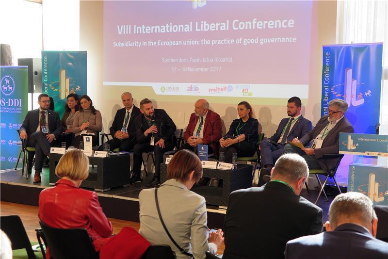 Liberalne stranke iz Hrvatske i jugoistočne Europe okupile se u Pazinu u organizaciji IDS-a
