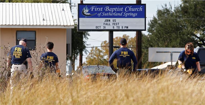 Napadač na crkvu u Teksasu 2012. pobjegao iz umobolnice