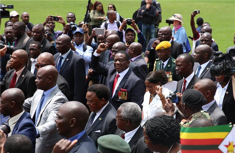 Snage sigurnosti Zimbabvea najavile 'povratak u normalu'