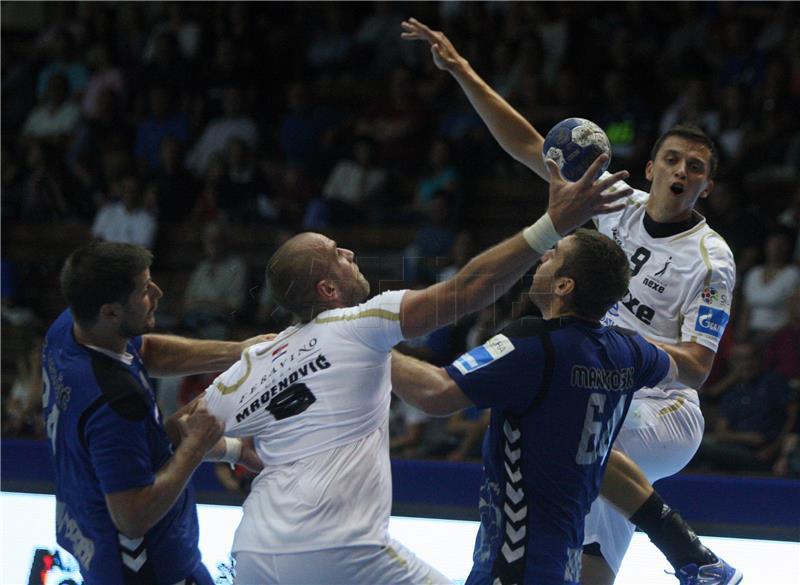 U Našicama europski prvak Vardar svladao Nexe