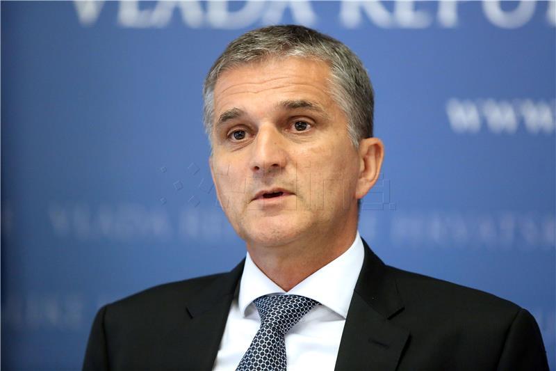 GORAN MARIĆ 'Strateški cilj aktivirati svu državnu imovinu'