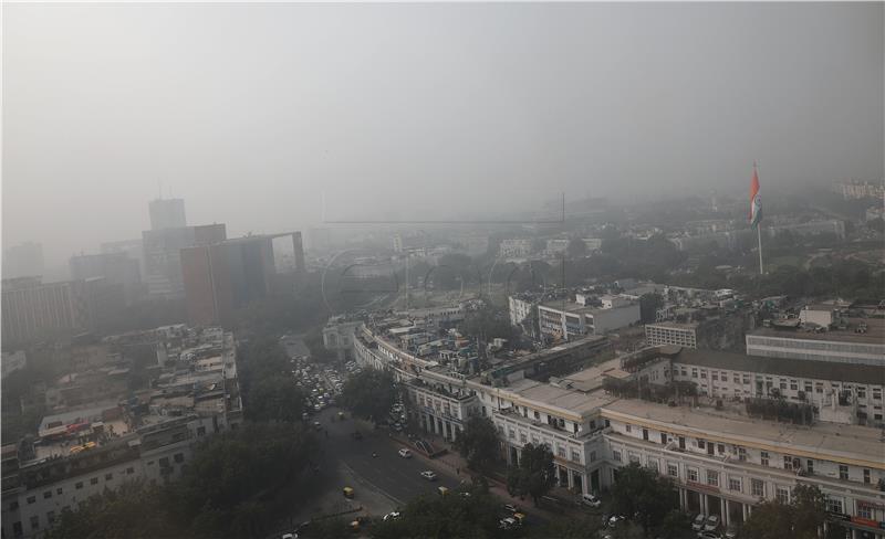 Izlazi u Delhiju
