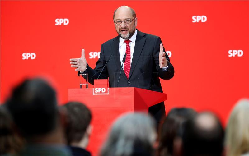 Njemački SPD nije na raspolaganju nakon propalih pregovora