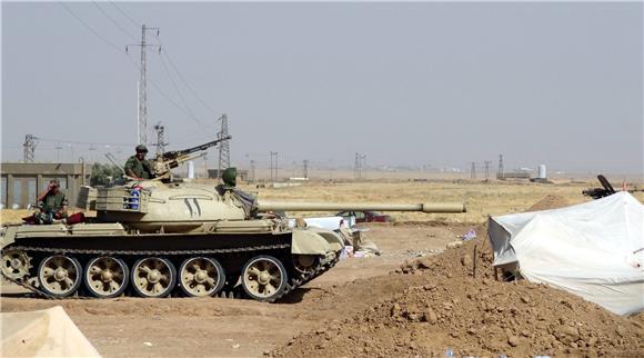 Iračke snage u ofenzivi na posljednje uporište IS-a