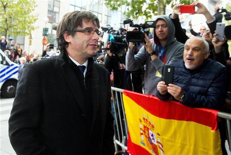 Puigdemont spreman sudjelovati na izborima u Kataloniji