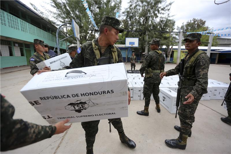 Dosadašnji predsjednik Hondurasa proglasio se pobjednikom predsjedničkih izbora