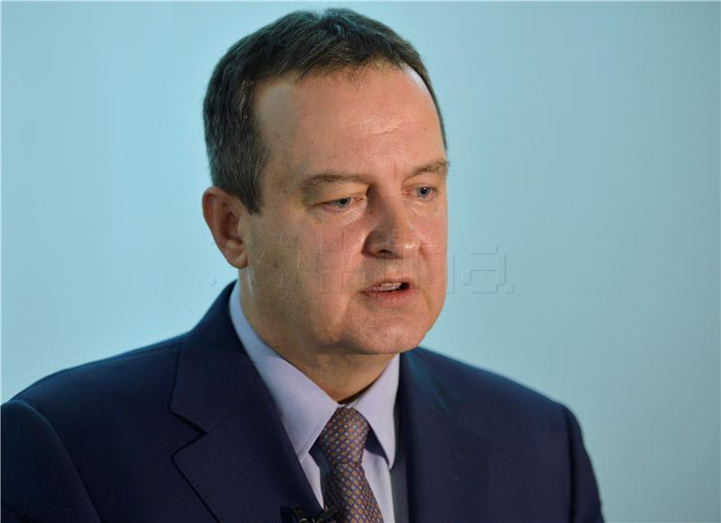 Dačić i novi veleposlanik RH u Srbiji suglasni da bi Vučićev posjet Zagrebu bio 'pozitivan iskorak'