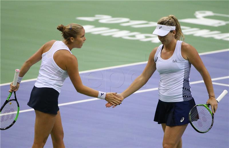 Amerikanke osvojile Fed Cup nakon 17 godina