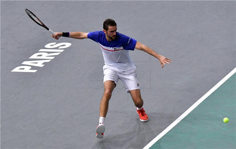 ATP PARIZ Neočekivani poraz Čilića