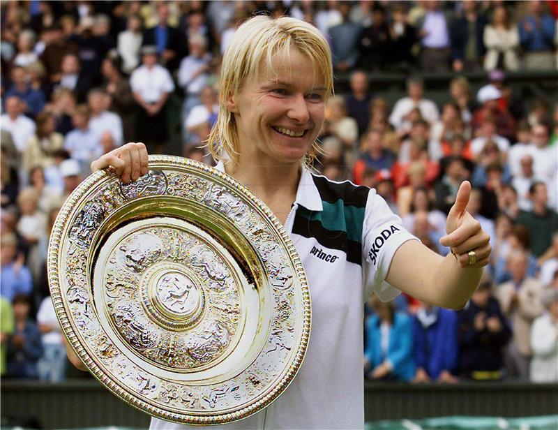 Preminula osvajačica Wimbledona Jana Novotna
