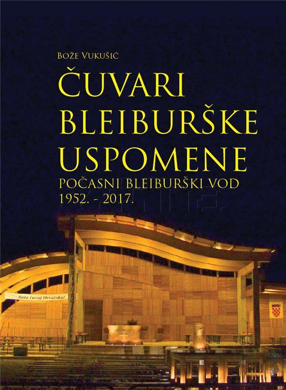 Predstavljena knjiga B. Vukušića 'Čuvari bleiburške uspomene'