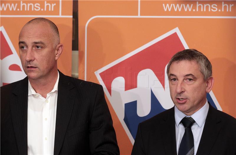 HNS O PRESUDI 'Hrvatska nije sudjelovala u zločinačkom poduhvatu'