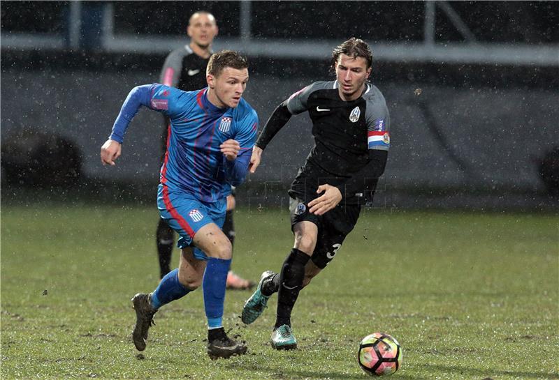 Lokomotiva izborila polufinale Kupa