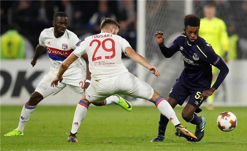 EL Dynamo osigurao prolaz, Šerif šokirao Lokomotiv, Lyon lako protiv Evertona