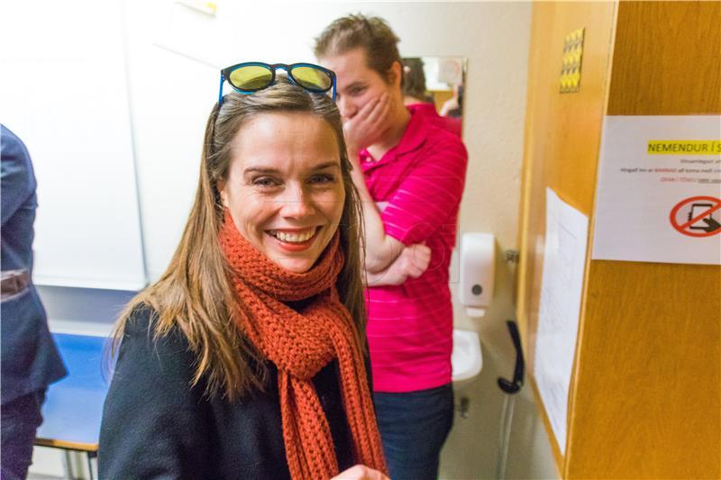 Islandski predsjednik dao mandat za sastavljanje vlade čelnici ljevičarske oporbe