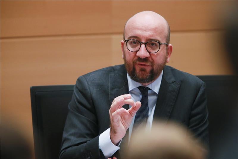 BELGIJSKI PREMIJER 'Nema političke krize u Belgiji'