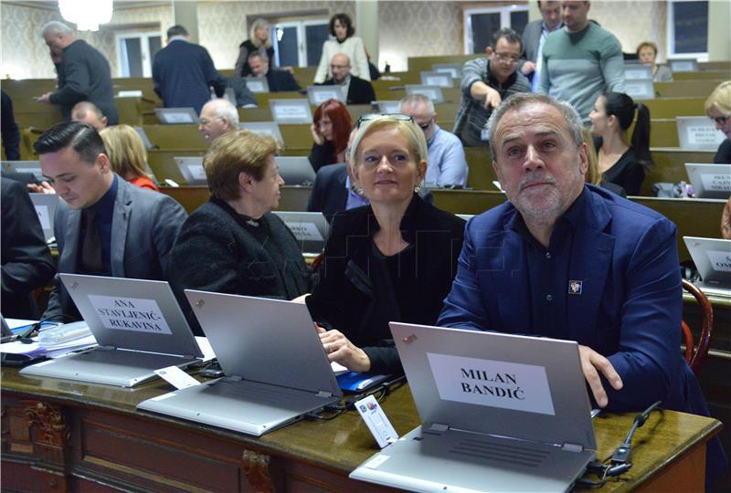 BANDIĆ 'O razlozima povlačenja kandidature Zagreba za sjedište EMA-e pitajte resornog ministra i premijera'