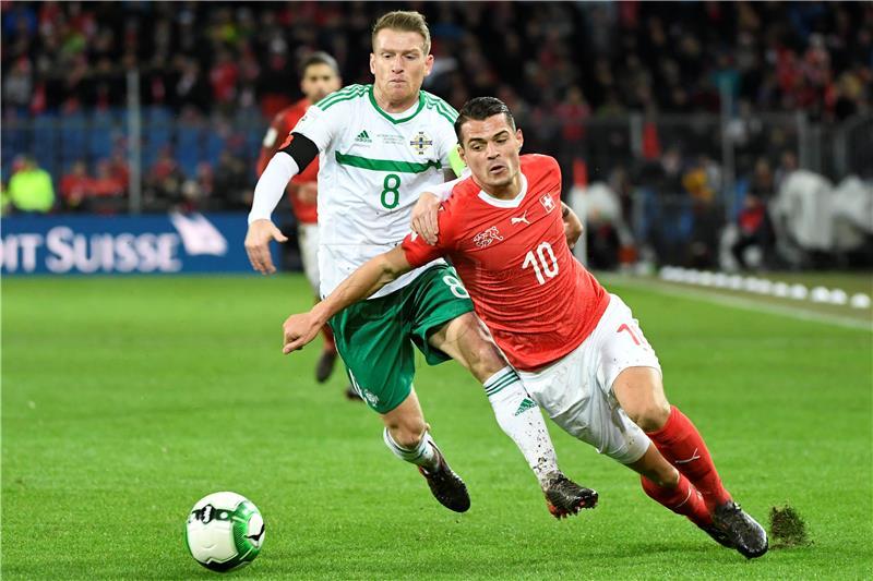 Švicarska se plasirala na SP 2018.