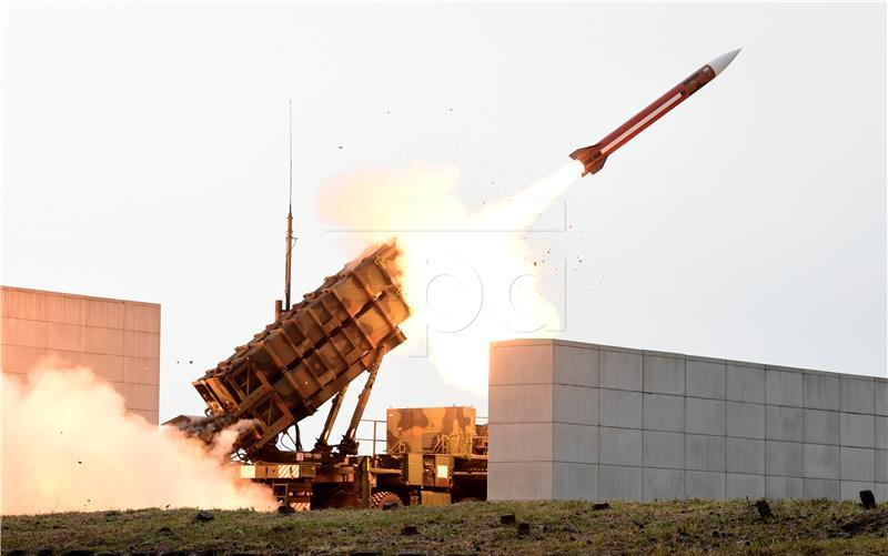 Washington odobrio prodaju sustava Patriot Poljskoj