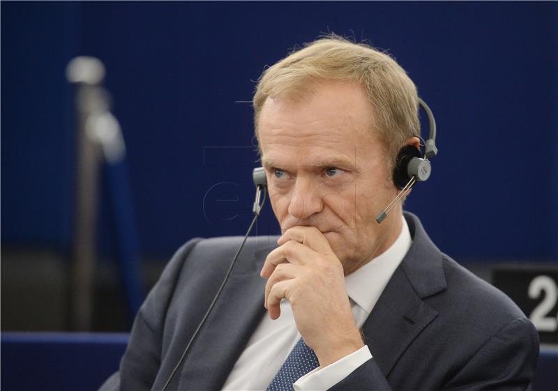 Tusk usporedio politiku poljske vlade s ruskim ciljevima